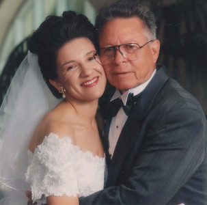 1993 10 02 Wedding Tio Raul and Frances