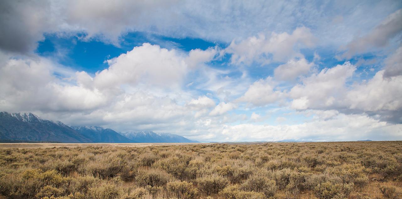 Grand Teton National Park Plain
