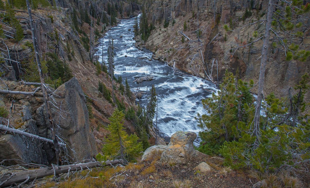 Yellowstone Cascade