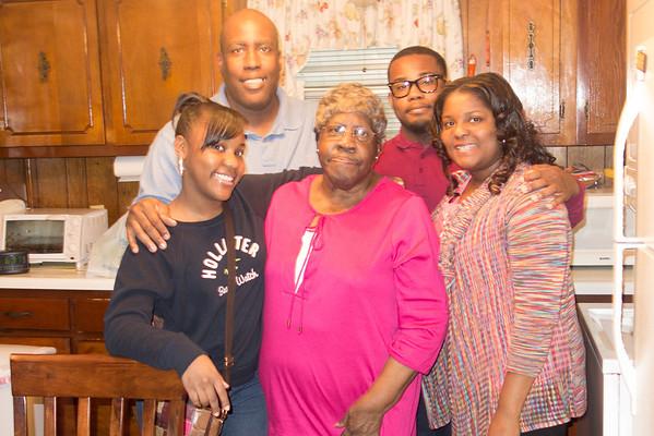 Granny's Birthday 2013