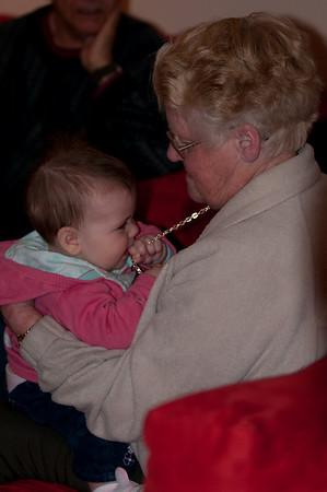 Granny's visit