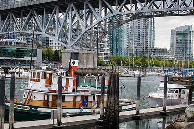 Granville Island Market, Vancouver, British Columbia, Canada