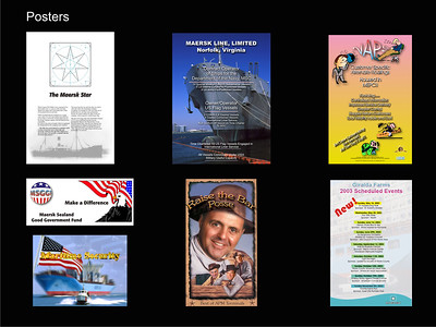 Poster and flyer production is an important aspect of intra-office,  trade show or any marketing venue. Let Neffworks design your next communication message!  Click image to enlarge.