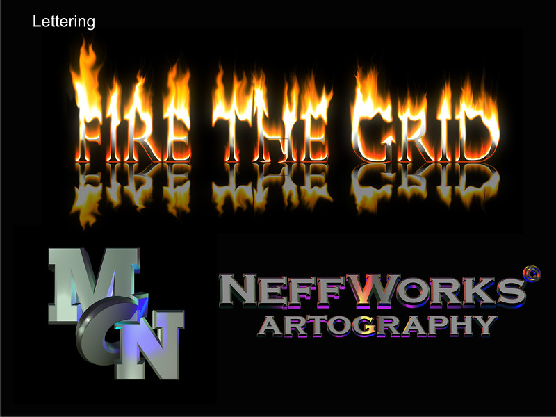 Neffworks thinks outside the box and uses the latest software and years of experience to set your messaging apart.  Click image to enlarge.