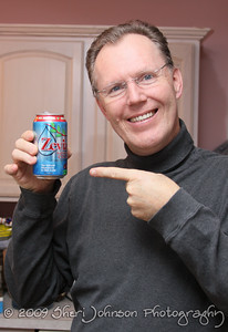 "This is a ""Happy Man"" enjoying his 1st Zevia - Cola sweetened with no artificial sweeteners.... stevia baby!  We quit drinking Diet Coke and switched to A.C.T. ( http://www.GotEnergyDrink.com ), however sometimes we still would like to drink a cola, now we can.  We got lucky to actually find this in a store today as it is hard to find. http://www.zevia.com/"