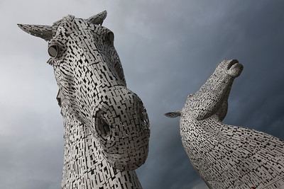 Scotland 093 The Kelpies Falkirk