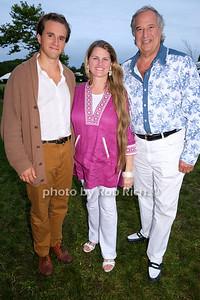 Christain Scheider, Stewart Lane, Bonnie Comley