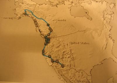 Great North American Road Trip 2004