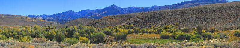 Northern California Desert, Route 395