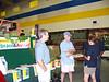 Jan with Joe- Kasey and guest at fair