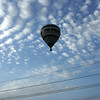 Propane Exceptional Energy Hot Air Balloon takes to the skies of Longview during the 2009 Great Texas Balloon Race.