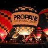 Great Texas Balloon Race. Photo by Jackie Richards Mason