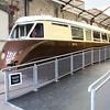 GWR Railcar No4 inside Swindon Museum   15/03/14