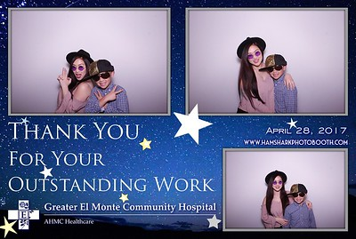 Greater El Monte Community Hospital Employee Recognition