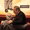 Veterans Day 11/12 Flag flown over the Capital given to oldest vet (95 year old) in the audience by Senator Joe Robach