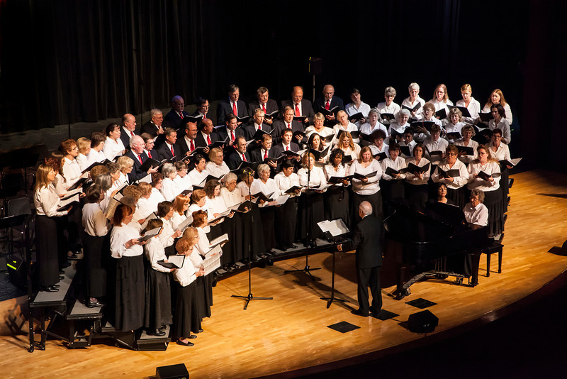 Greece Choral Society; Veterans Day 11/12v