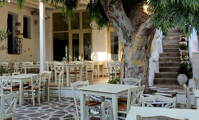 Apostolis tavern, Old town, Naxos, Greece