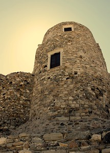 Naxos Castle, Naxos, Greece
