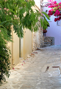 Halki, Naxos, Greece