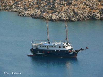 Rhodes Ship