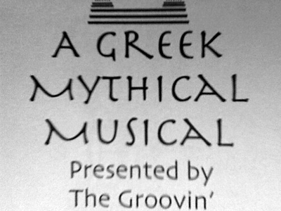 Greek Mythical Musical