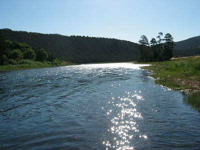 Green River - July 2005