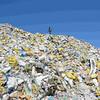 Maldives tsunami waste