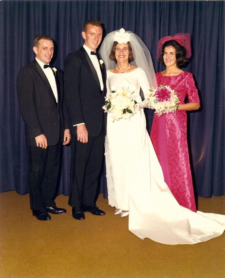 Mike, Dick, Kathleen & Ann