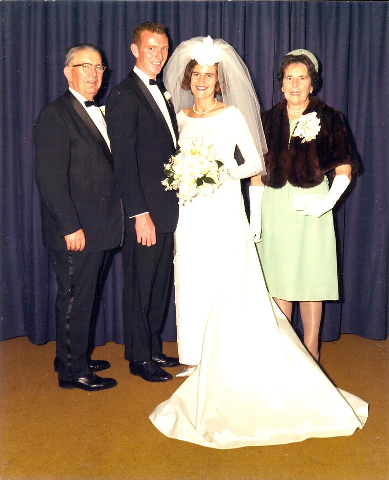 John Driscoll, Dick, Kathleen & Mary Driscoll