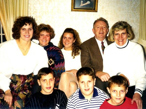 1991 - The Hynes family