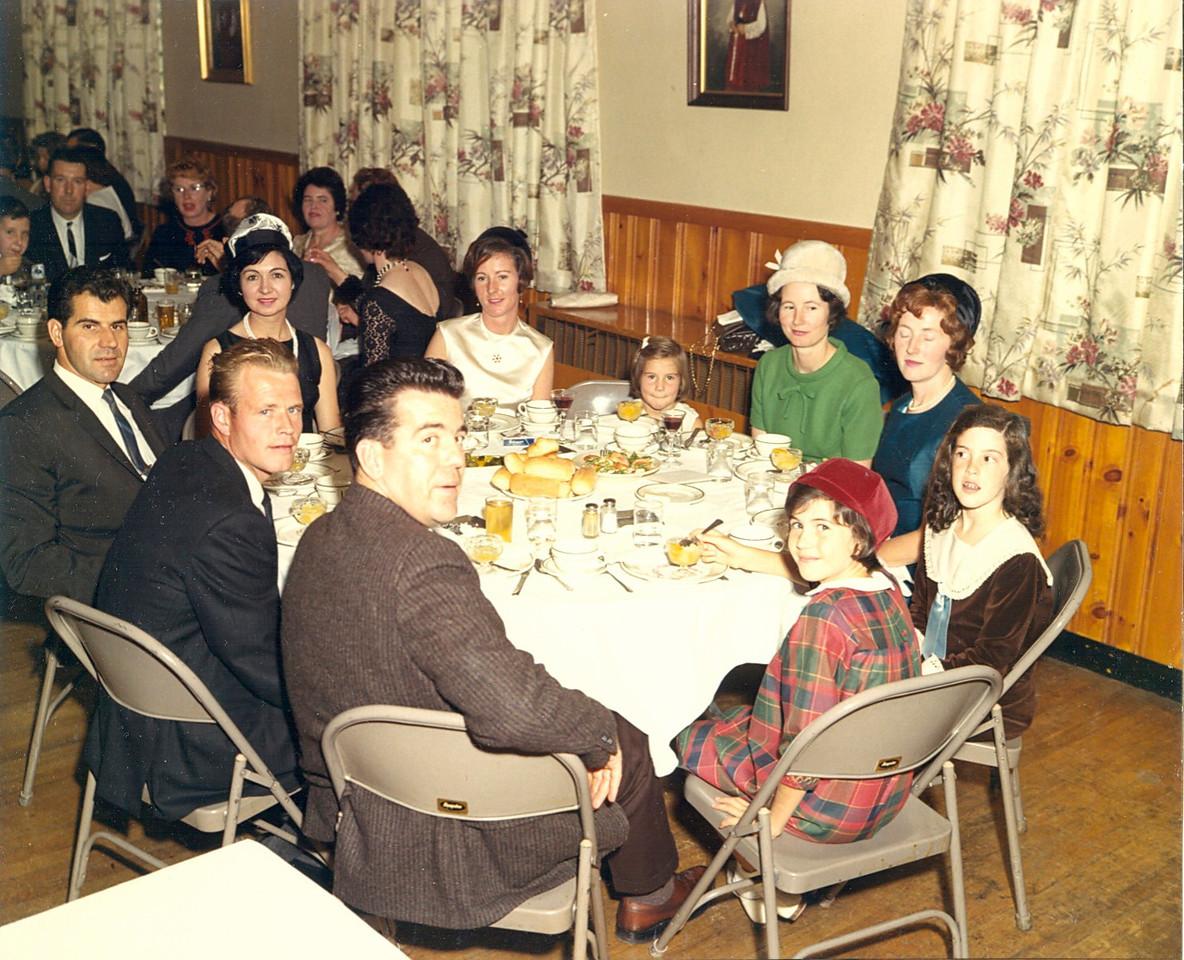 1966 Oct 8th - Dick & Kathleen Wedding