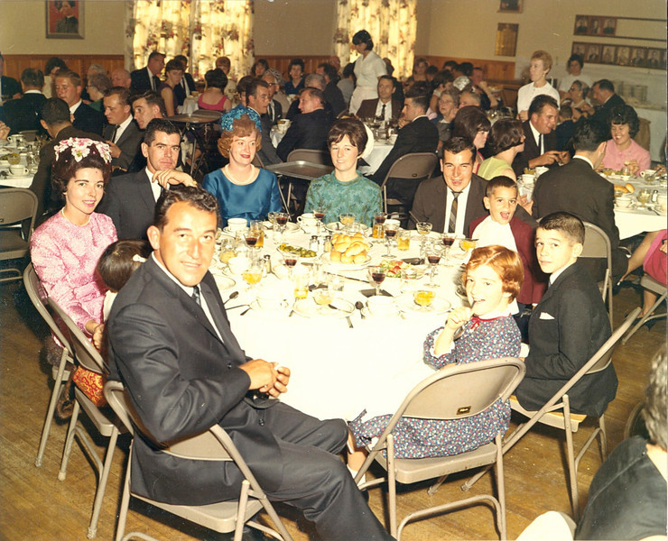 1966 Oct 8th - Dick & Kathleen Wedding