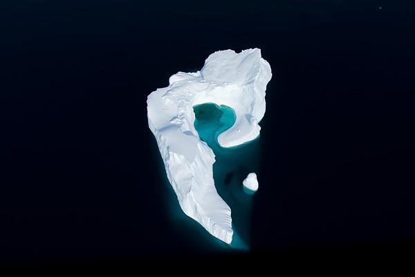 Iceberg, east Greenland