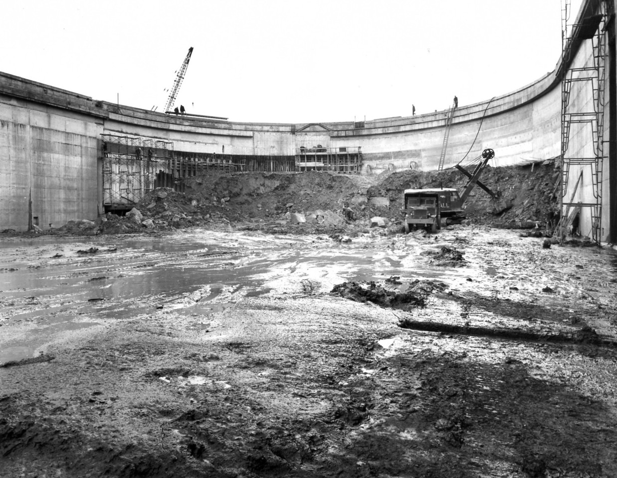 D085Arch works   29/4/1963