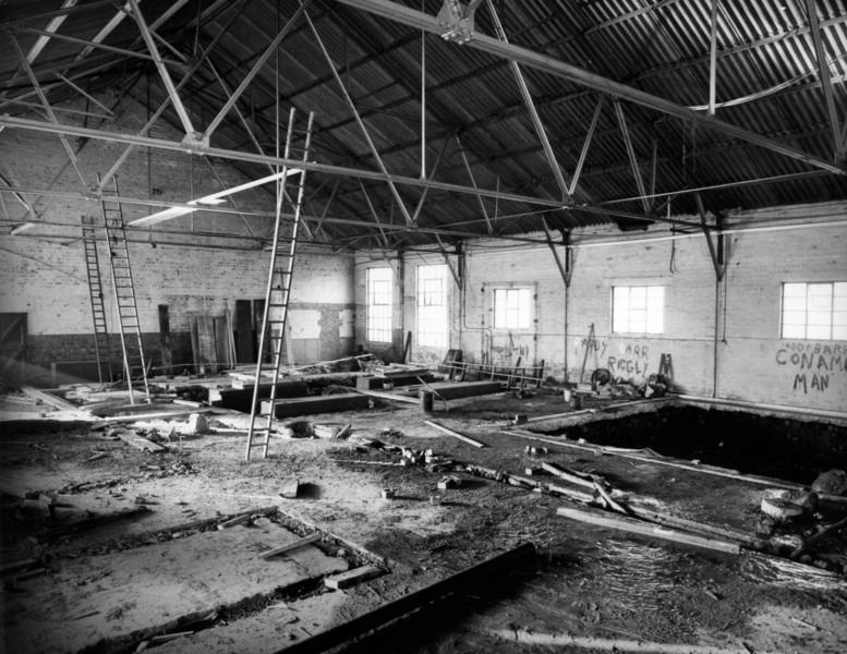 T018 Work on progress inside boilerhouse    30/3/1963