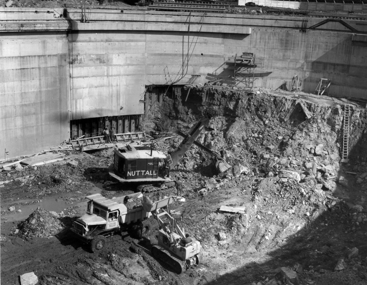 D089Arch works   30/5/1963