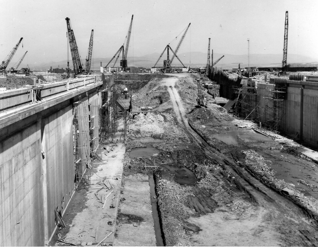 D088General view looking north   30/5/1963