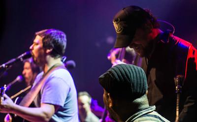 Greensky Bluegrass performs at The Ogden Theatre  on Nov. 21, 2015. Photos by Adam Good, heyreverb.com.