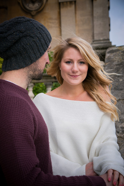 Greg & Claire Pre wedding shoot
