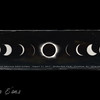 Composite image of Great American Eclipse - Greg Eans