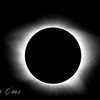 The solar corona is seen as the Moon eclipses the Sun as seen from Orchardale Farm, the point of greatest eclipse, in the town of Cerulean, Ky, on Monday, Aug. 21, 2017.