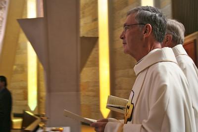 Fr. Tom Cassidy, provincial superior
