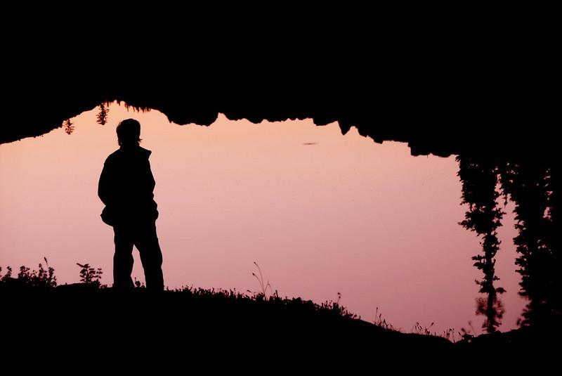 II) Strathcona Park Sunset