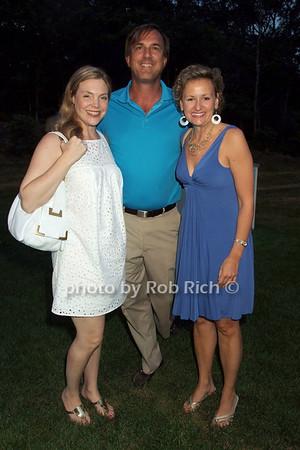 Tanya Mara Miller, Kris Lucas, Adriana Pidwerbezsky photo by Rob Rich © 2008 516-676-3939 robwayne1@aol.com