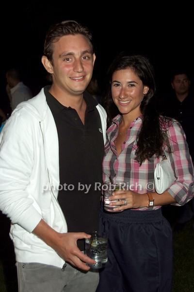 Justin Blitz, Jordana Blitz<br /> photo by Rob Rich © 2008 516-676-3939 robwayne1@aol.com