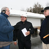 Kevin Stanke, province accountant, with Fr Yvon Sheehy and Br. Ray Kozuch