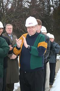 Fr. Jim Schifano of the Villa Maria community