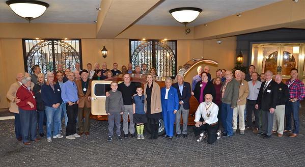 Group Photo with Winners 12-8-17