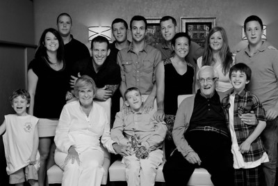 Group Picture - Nieces/Nephews