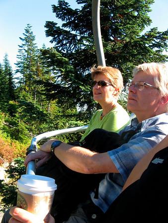 Grouse Mountain 6 Oct 2010